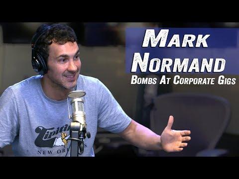 Mark Normand Bombing At Corporate Gigs   Jim Norton & Sam Roberts