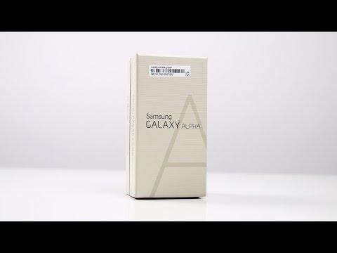 Unboxing: Samsung Galaxy Alpha (Deutsch) | SwagTab