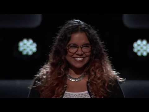 Amazing Voice Audition  2017 Brooke Simpson Full Clip HD