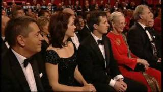 Cover images Danish Royal Family  at Opening of DR's new Concert Hall - Part 1 (2009)