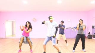 Tu Cheez badi hai mast| machine | zumba fitness Fi