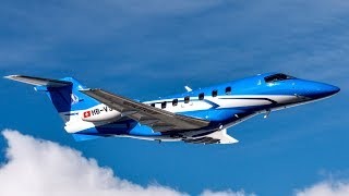 Pilatus PC-24 - the first Pilatus business jet