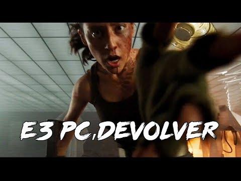 Мэддисон, Кейк, Факер комментируют E3 PC Gaming show/Devolver 2019