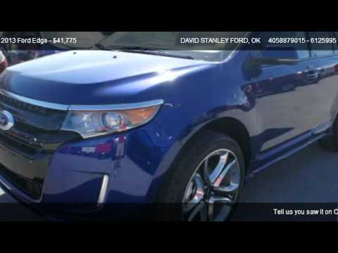 2013 Ford Edge Sport - for sale in Oklahoma City, OK 73112
