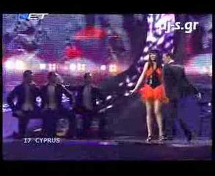 "EVDOKIA KADI "" FEMME FATALE"" - EUROVISION 2008 CYPRUS"
