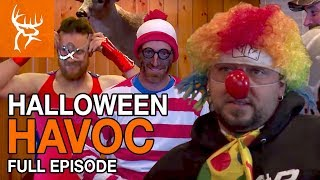HALLOWEEN HAVOC | Buck Commander |  Full Episode