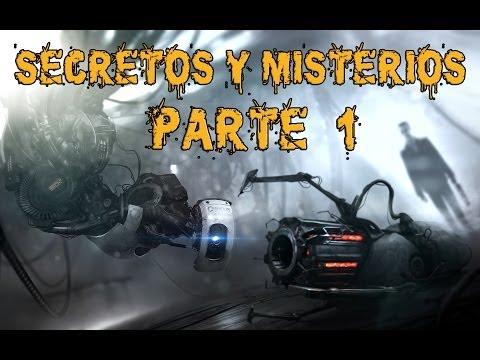 Portal 1 y 2 | Secretos, misterios y análisis-HD | Parte 1