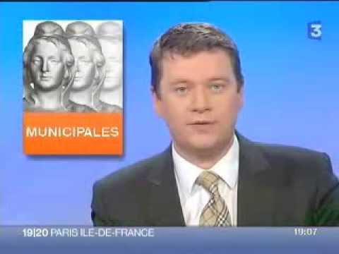 Fr3 : La Guerre Pour La Mairie De Puteaux