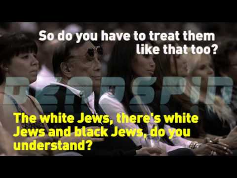 Donald Sterling Racist Tape New Extended Version  part 2 4/28/14  (Sports)