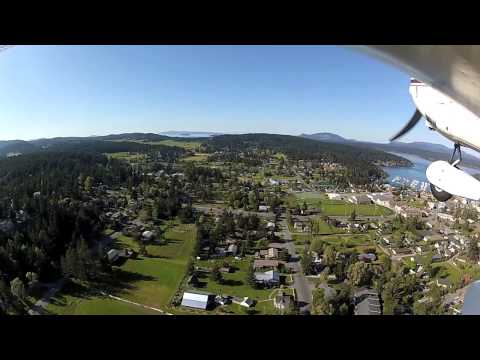 Friday Harbor Flight