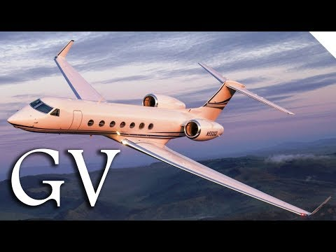 Gulfstream V/500/550 - очень дорогой друг