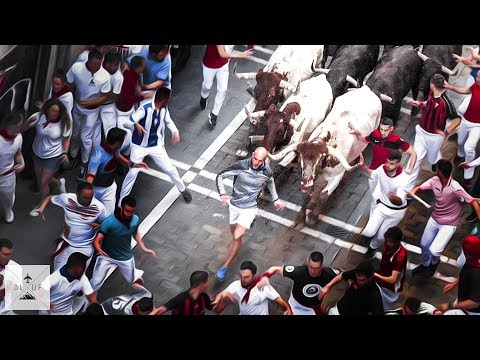Running Of The Bulls 2019: Anyone Can Do It, Maybe?