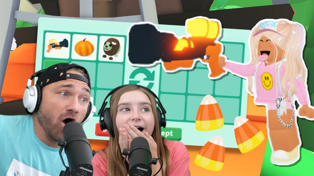 Download I Traded My CANDY CANNON!! WILL I REGRET THIS?! Roblox Adopt Me