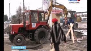 Сотни жителей двух домов по проспекту Ленинградский уже шестой день сидят без воды
