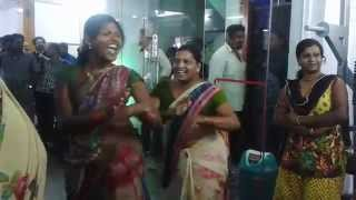 vuclip Hijra's Dance In Gym..... @Hyderabad