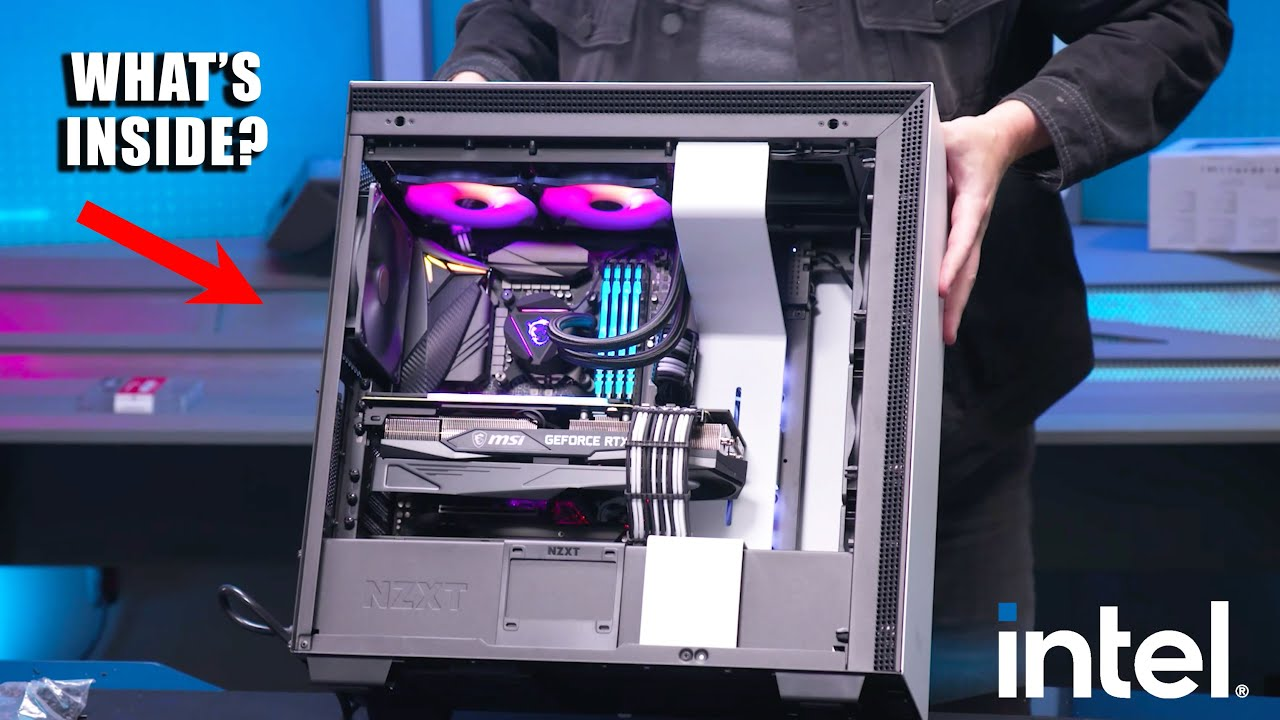 Building My First Gaming PC with Intel!