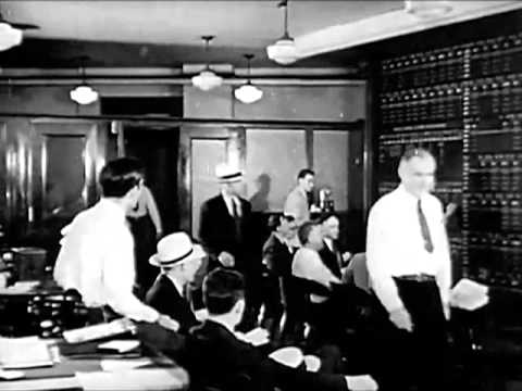 New York Stock Exchange: NYSE Nation's Market Place (1932) - CharlieDeanArchives / Archival Footage