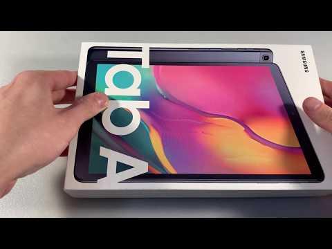 Обзор Samsung Galaxy Tab A 10.1 32GB Wi-Fi (T510N)