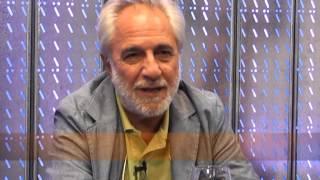 """Dr. Juan Carlos Capurro  y Pintor Daniel Santoro - Colectivo artístico """"Estrella de Oriente"""""""