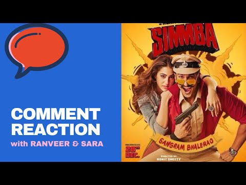 Ranveer Singh on Sara Ali khan being called as his sister | Simmba Trailer comments | Mirchi Prerna