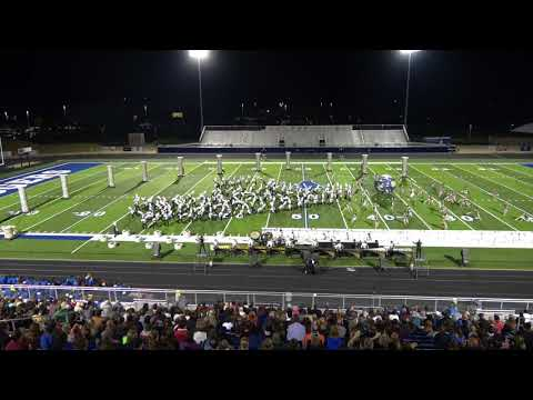 Bentonville High School Band performs at Region VI Assessment