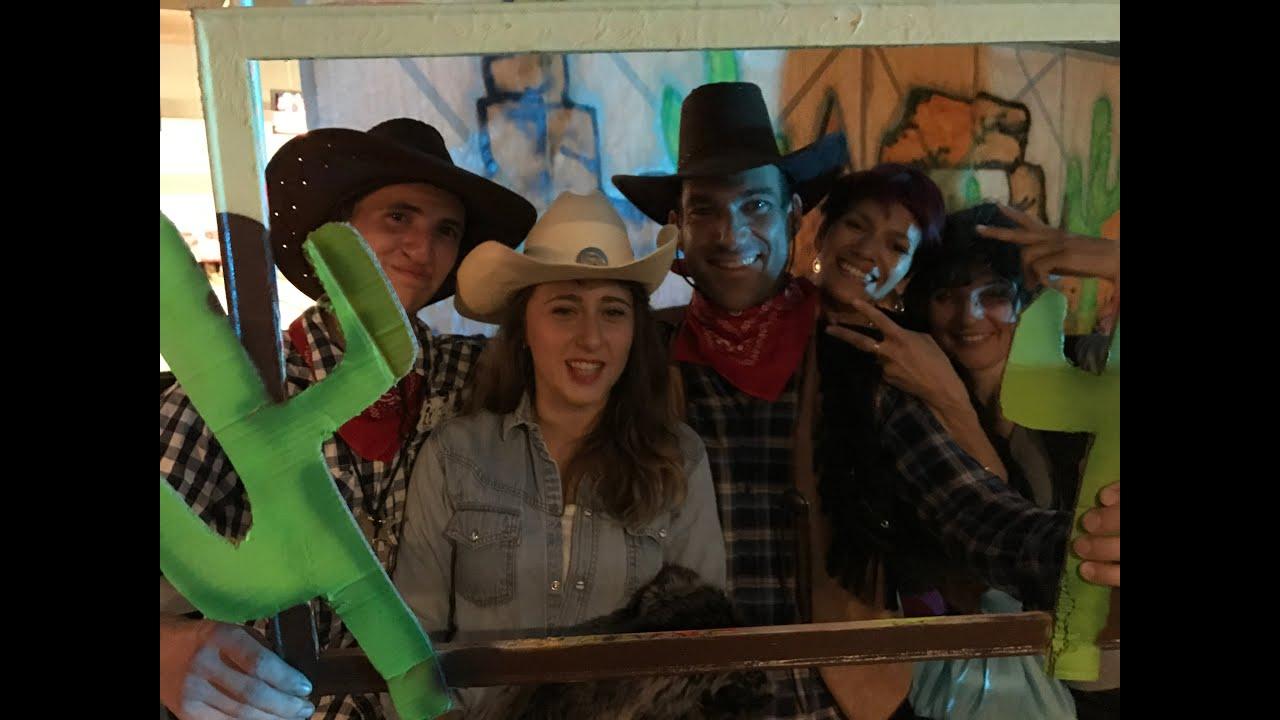 Soirée Western VS Cromagnon des Jeunes Danseurs Avignonnais / SSP