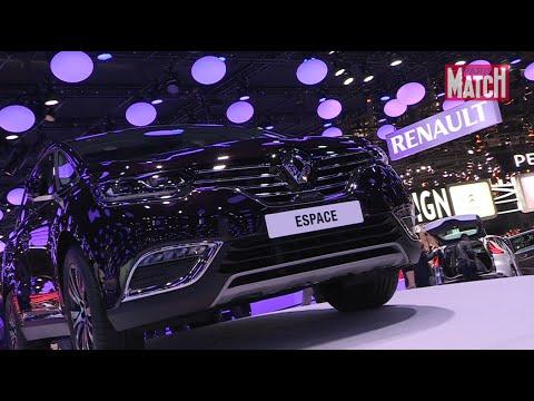 Mondial de l'Auto : Les Françaises en haut de l'affiche