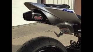 CBR1000rr Voodoo Performance Exhaust