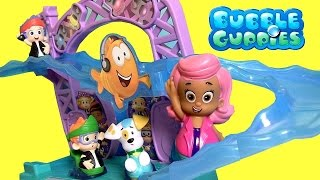 Bubble Guppies Rock and Roll Stage Playset - Toys Unboxing by DisneyCollector ToyChannel