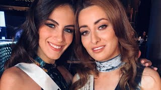 Miss Iraq and Miss Israel Get DEATH THREATS For Taking A Selfie!  | What's Trending Now!