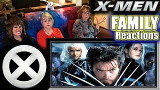 X-Men | FAMILY Reactions | Fair Use
