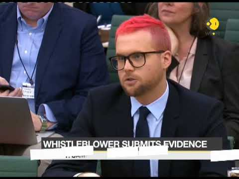 Christopher Wylie: Cambridge Analytica's parent company worked on anti-jihad project in Pakistan