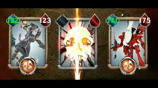 Warhammer Combat Cards: The Ultimate Deathblow