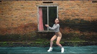 Vita Alvia - Goyang Njentit - Kalah Cepet ( Korean Dance Tutorial )