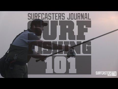 Surf Fishing 101 Episode # 17 , Sebile Lures With Patrick Sebile & Dave Anderson