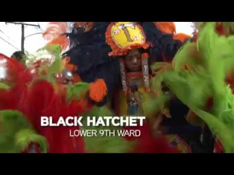 2017 New Orleans Mardi Gras Indians