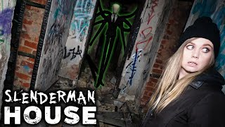 The SLENDERMAN House FREAKED Me Out | Paranormal Investigation