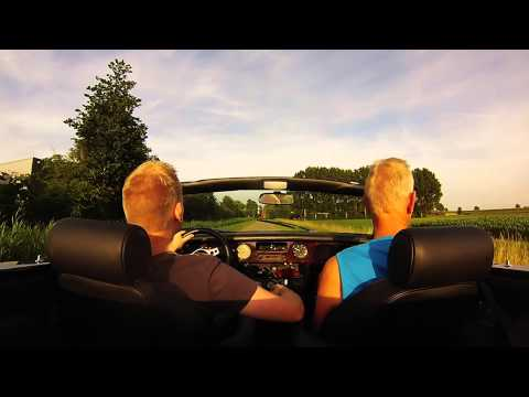 TVR 3000s s First drive after restoration
