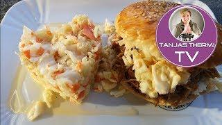 Thermomix® TM5 Krautsalat/Coleslaw wie bei KFC Kentucky Fried Chicken TanjasThermiTV®