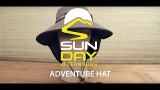 Adventure Hat by Sunday Afternoons
