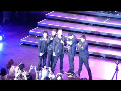 NKOTB Cruise 2015 - Concert group B - 2 in the morning, Click, click, click, Stingy