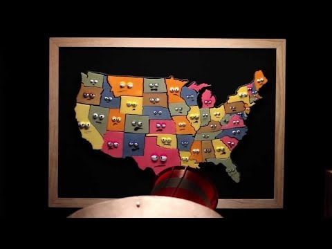 MLSHD States and Capitals 🇺🇸
