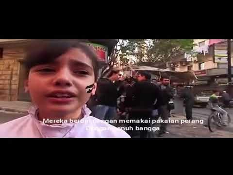 Abki ala syam - and subtittle indonesia |(أبكي عل شام الهواى - أغوغ ألشريف)