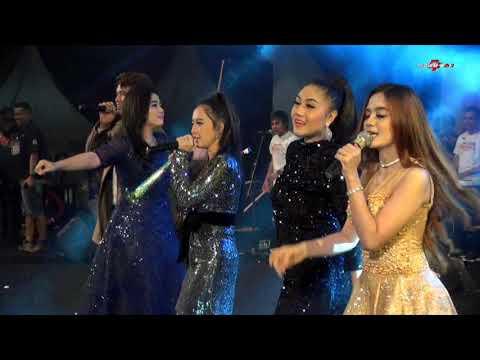 MONATA LIVE TMII 2019 MERAIH BINTANG ALL ARTIS