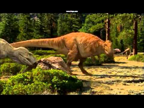 Tribute to Theropods
