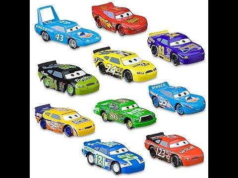 Disney pixar cars 2 coches juguetes disney coches juguetes para ni os youtube - Juguetes de cars disney ...