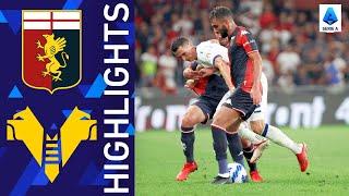 Genoa 3-3 Verona | A six-goal thriller at Marassi! | Serie A 2021/22