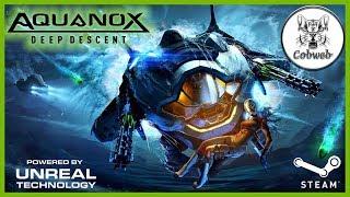 Aquanox Deep Descent On Steam Возвращение легенды