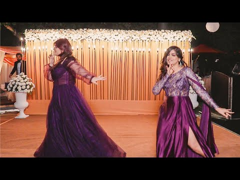 Wedding Dance Performance by Sisters for Brother's Marriage || 2020 || Kritika Khurana
