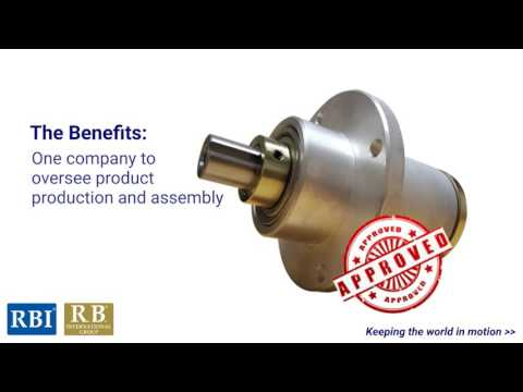Turnkey Solutions from RBI Bearing